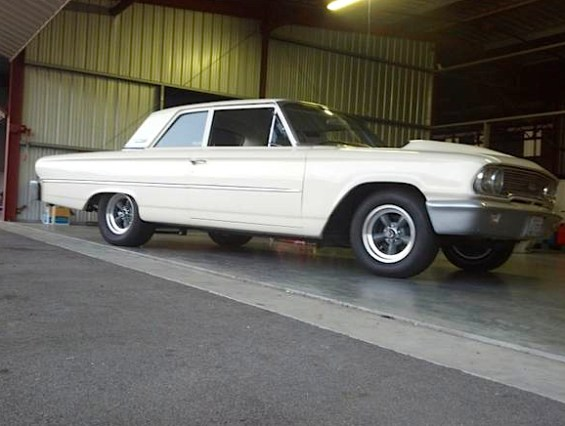 Ford Galaxie Lightweight