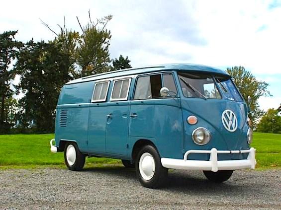 VW Caravelle Camper