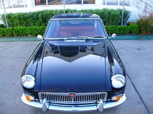 67 MGB GT fr