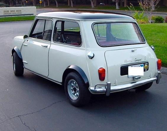67 Mini CooperS re