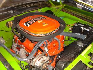 70 Dodge Challenger TA eng