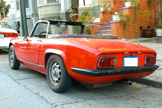 70 Lotus Elan Series 4