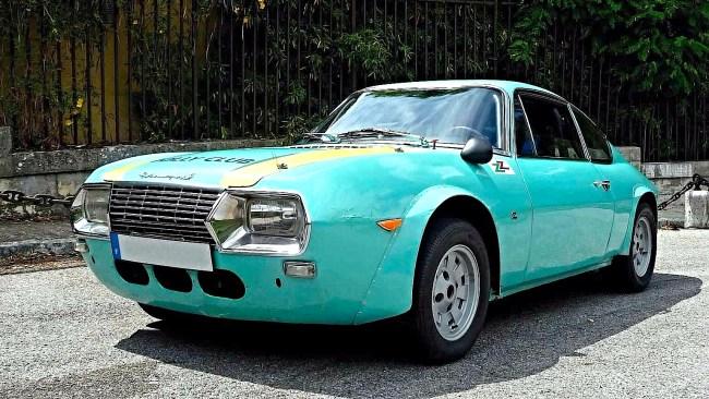 71 Lancia Zagato Sport fr