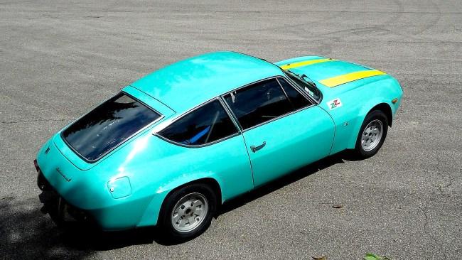 71 Lancia Zagato Sport re