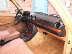 Mercedes Benz 300 Turbo Diesel