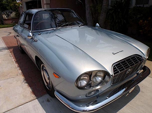 65 Lancia Flavia Sport Zagato better
