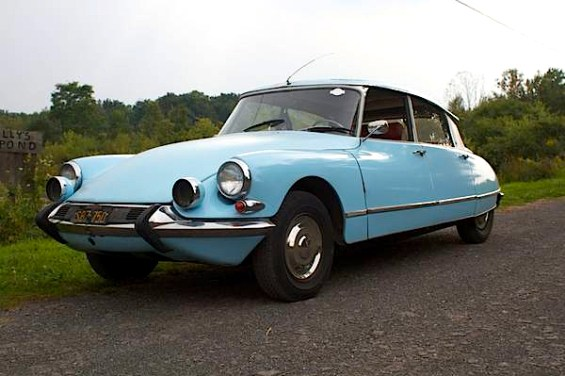 Citroen DS19 Pallas