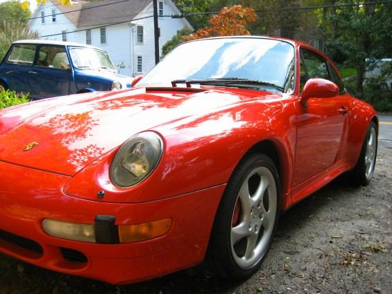 97 Porsche C4