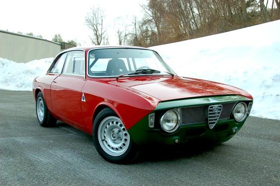1967 Alfa GT Giulia fr