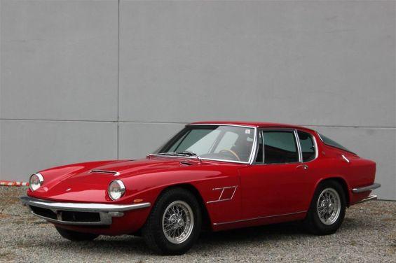 68 Maserati Mistral