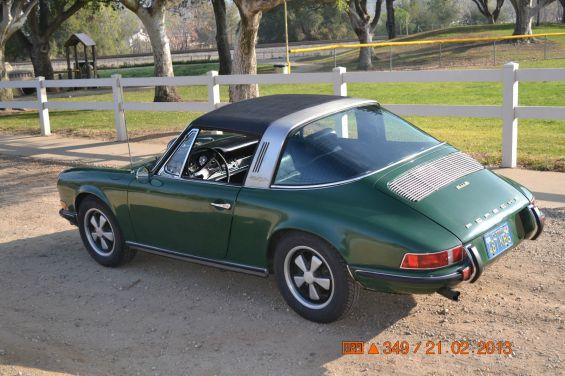 Porsche 911E re