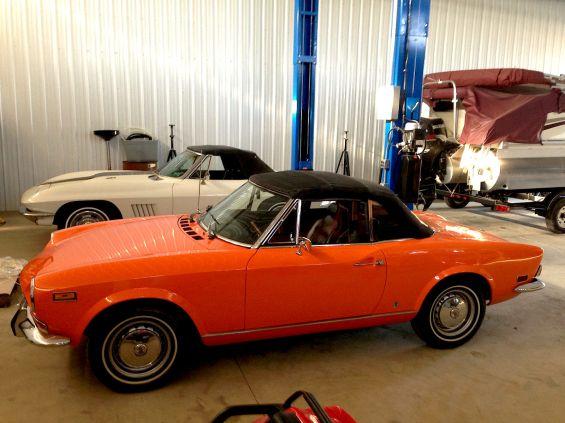 71 Fiat Spider re pro