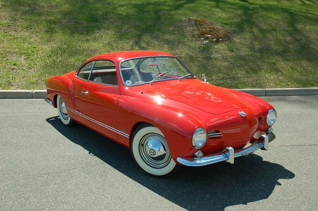 Ghia front 1