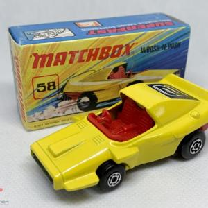 Matchbox Superfast No.58b Woosh-n-Push