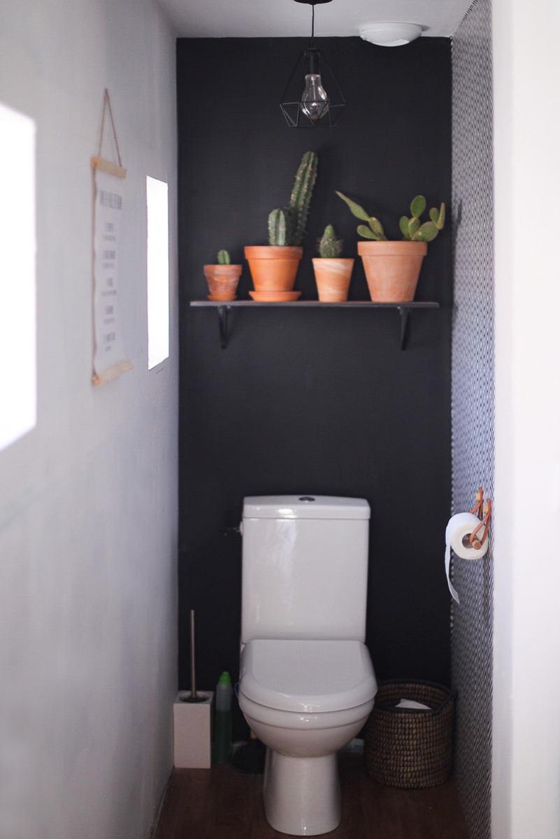 Renovation Toilette