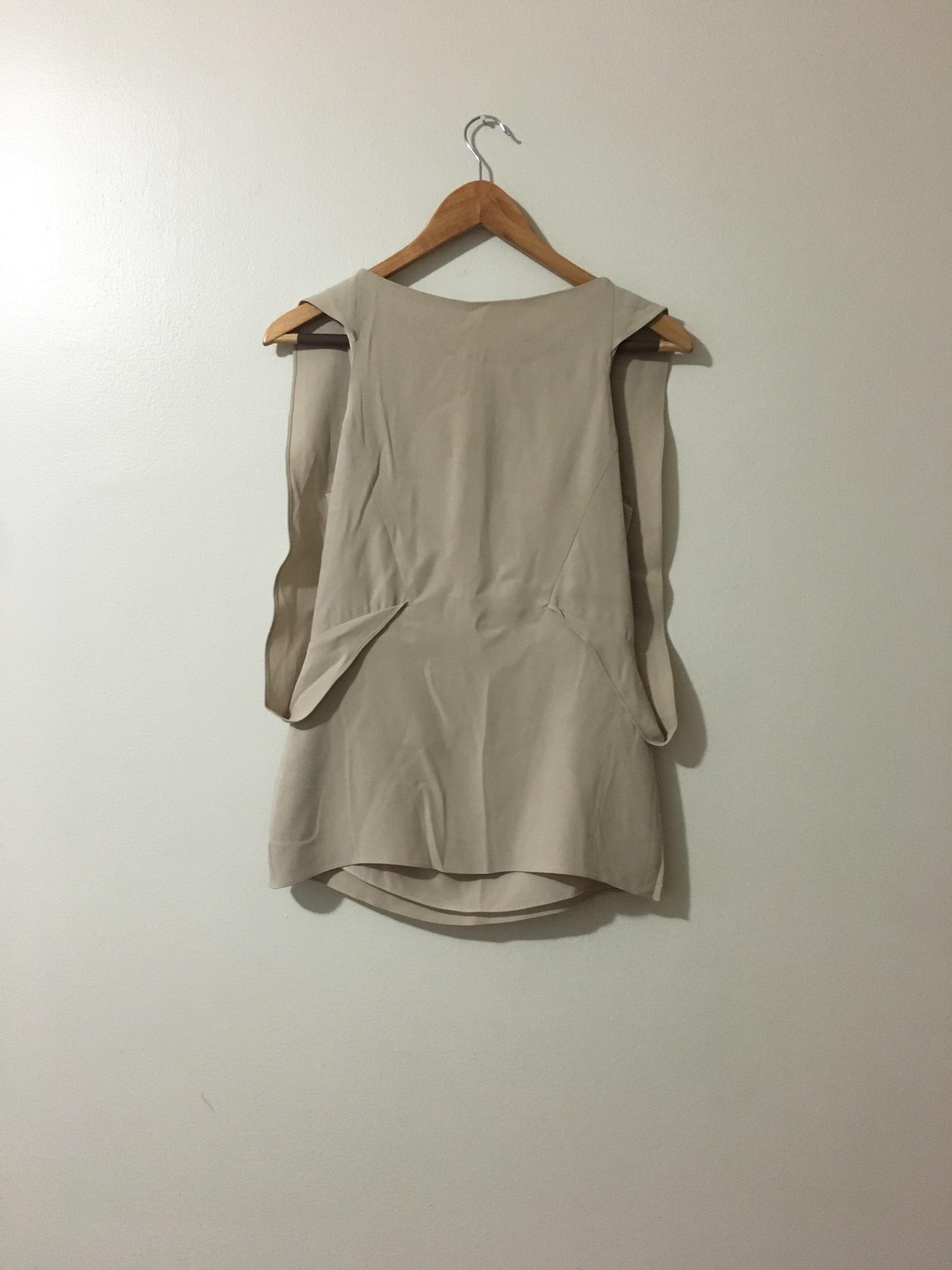 Ohne Titel Sample Sale - Silk Wing Top