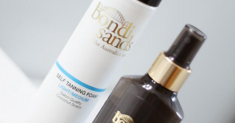 How Bondi Sands Self-Tan Gets You a Summer Glow