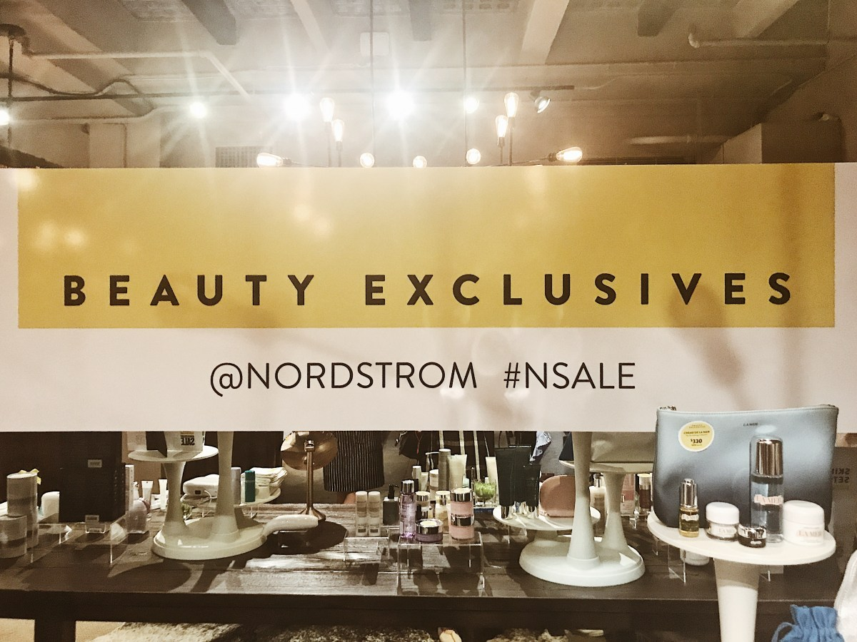 Nordstrom Anniversary Sale Beauty Favorites