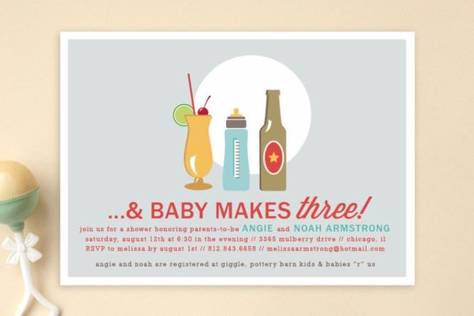 funny baby shower invitations, Baby shower invitations