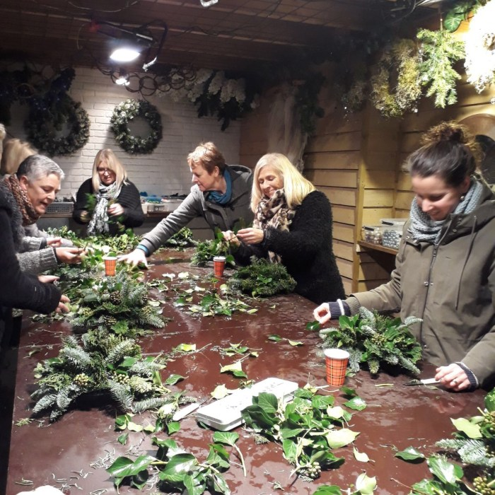Workshop Mint en Mimosa Soest