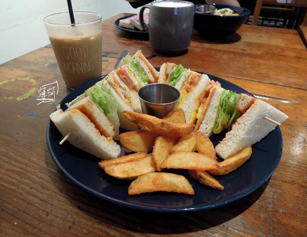 【食。新北土城】找3飽 不限時早午餐推薦!自製抹醬三明治 提供用心服務及美味餐點.新北美食/土城美食 ...