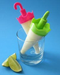 Limeade Lassi Vegan Frozen Yogurt Pops | Go Dairy Free