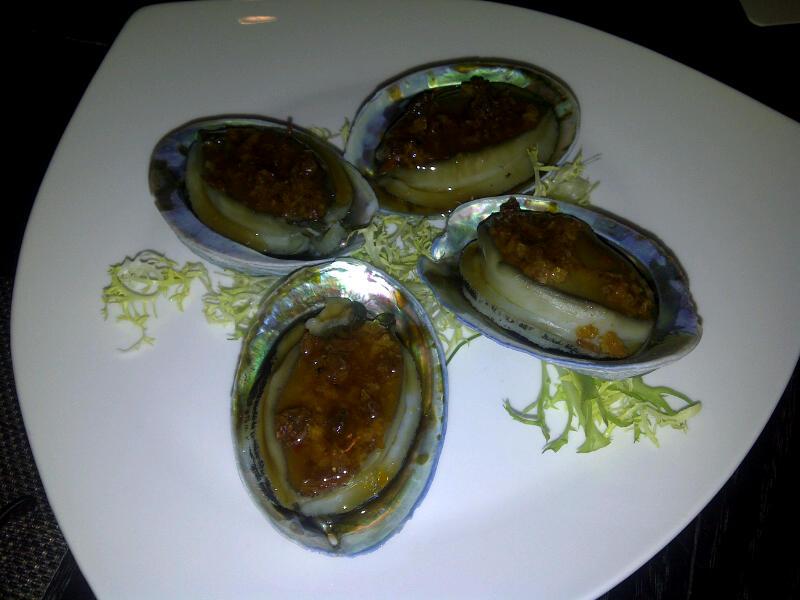 Hong Kong's famous Abalone