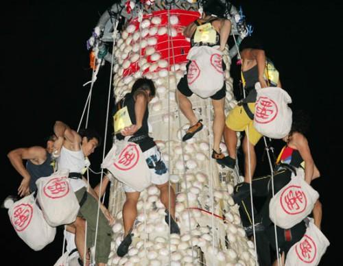 Bun Festival Cheung Chau