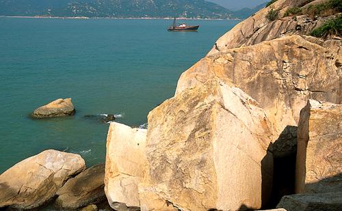 Cheung Chau Island Pirate Cave