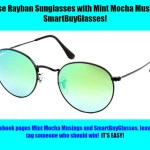 Sunglasses Giveaway with Mint Mocha Musings