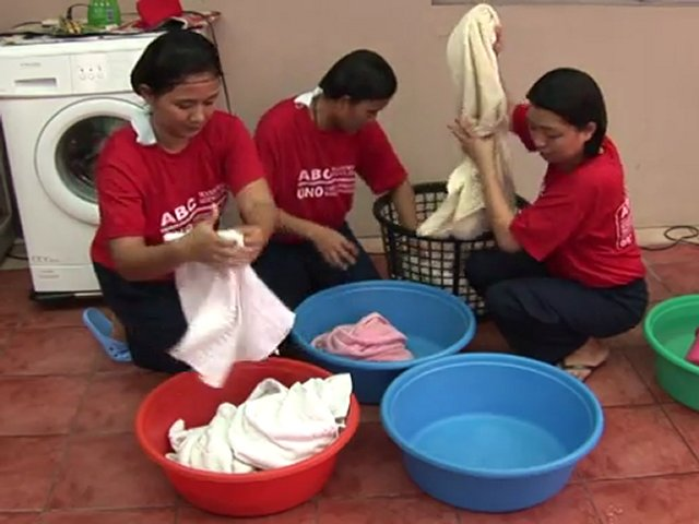 Filipino Domestic Helpers | Mint Mocha Musings