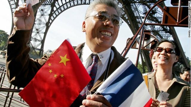 Chinese Tourists | Mint Mocha Musings