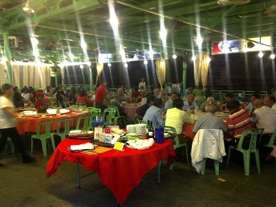 Big5 Dinner Lamma