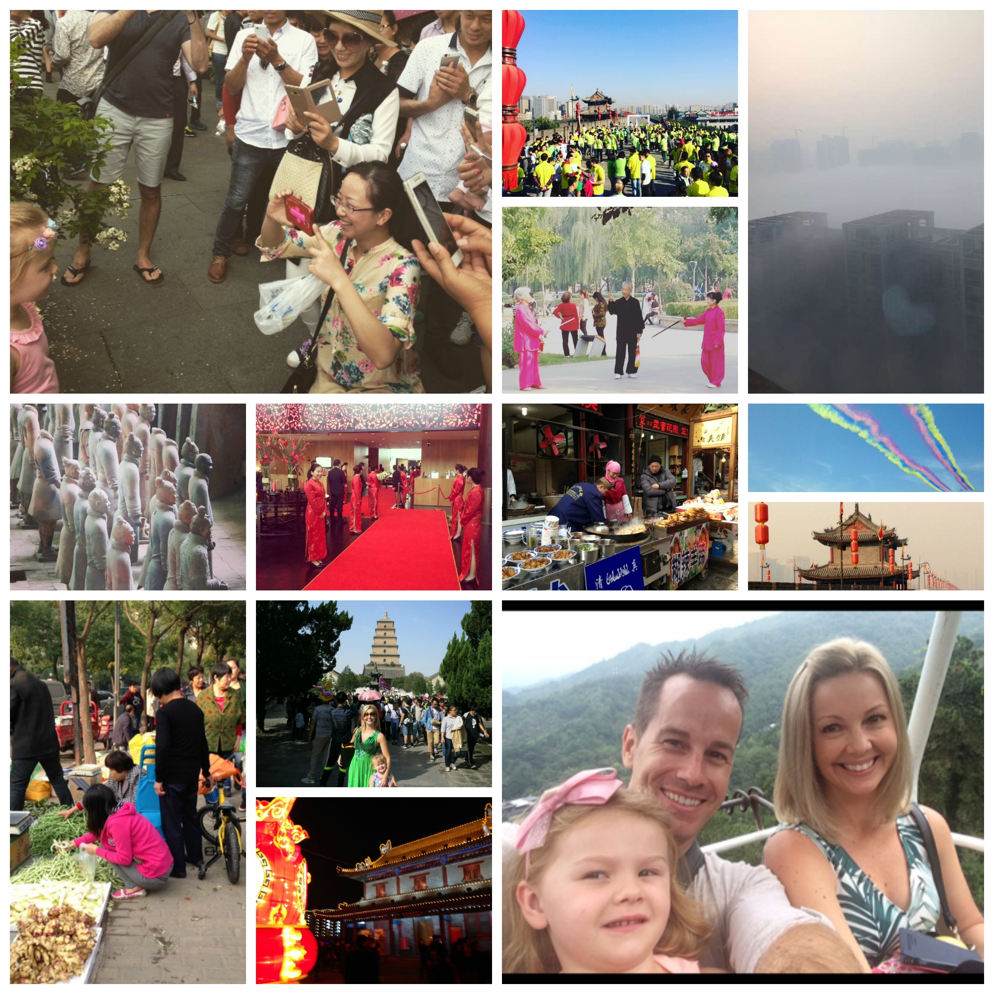 China: 2015....What a year, what an adventure!