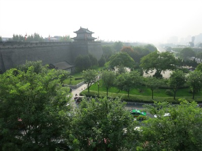 City Wall China