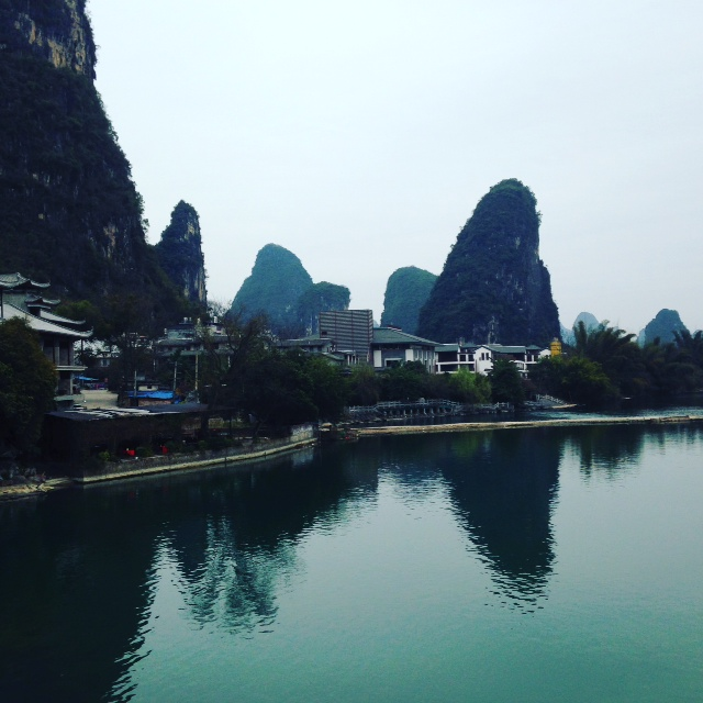 Travelling to Yangshuo