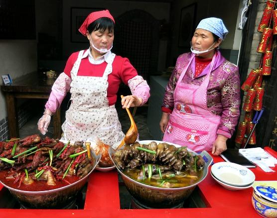 Living in Xian