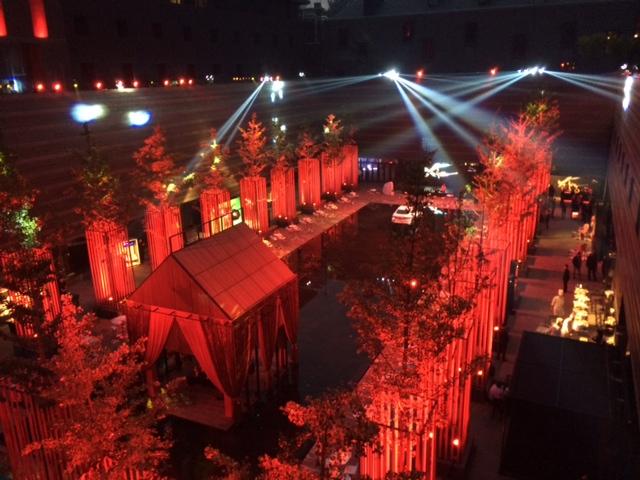 Sunken Garden Westin Xi'an
