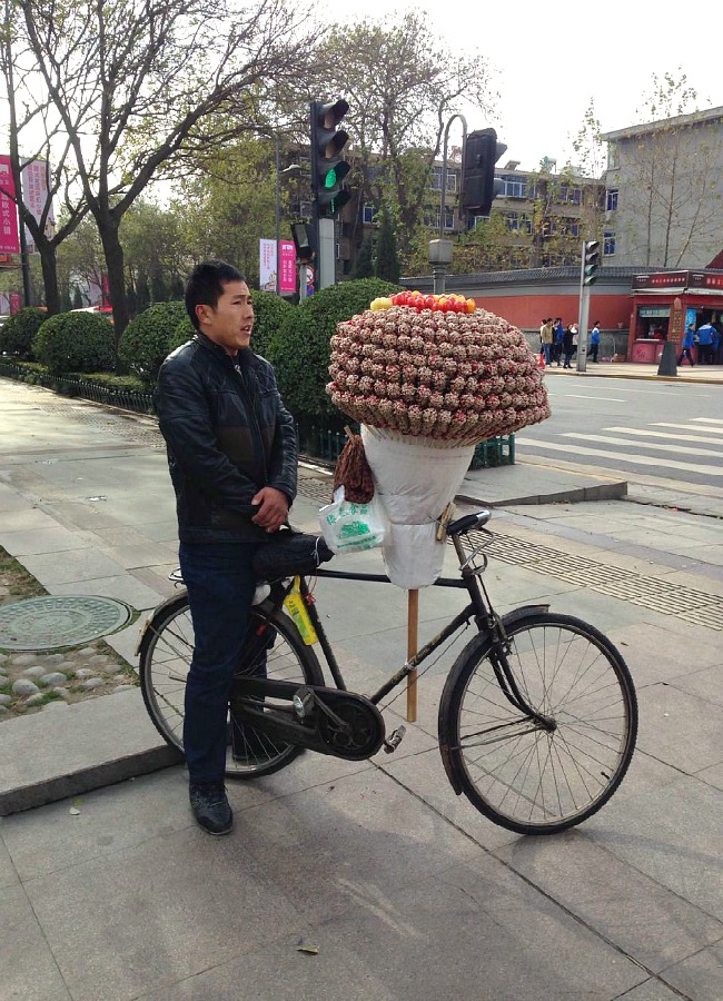 Snap of the Day in China Xian