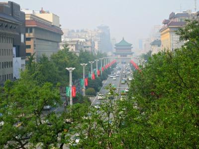 Week 1 Xian City