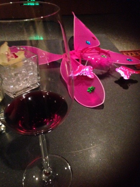 Red Wine and Fairy Wings