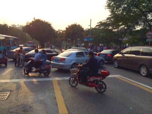 China Roads   Mint Mocha Musings