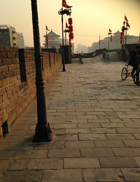 Wall Xian