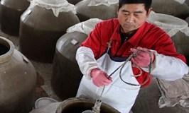 China's Genie in a Bottle: It's Called Baijiu