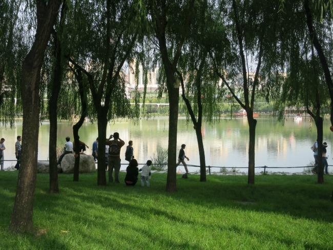 Xian Lake   Mint Mocha Musings