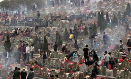 Forget Easter in China: It's All About 'Sweeping the Tomb!'