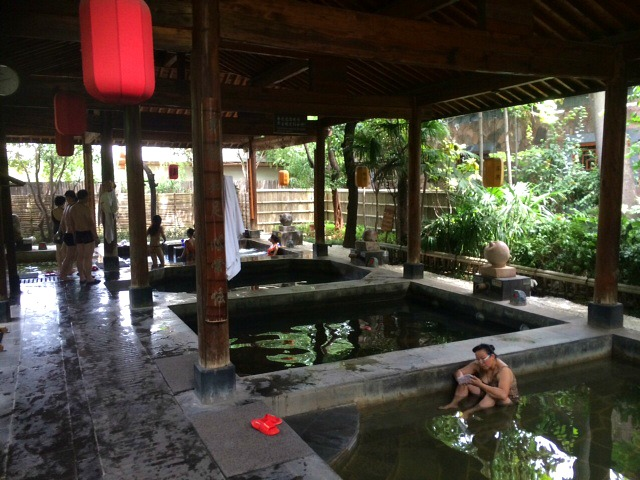 Huaqing Hot Springs Xi'an