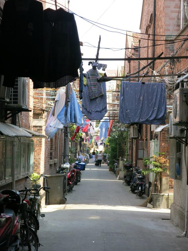Shanghai Alleyway