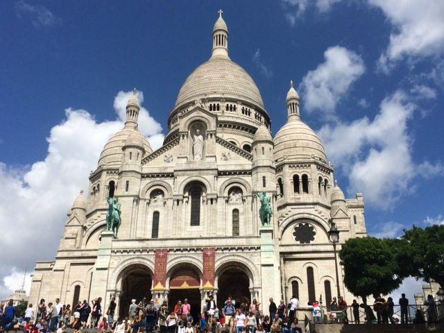 Sacre-Coeur Paris   Mint Mocha Musings