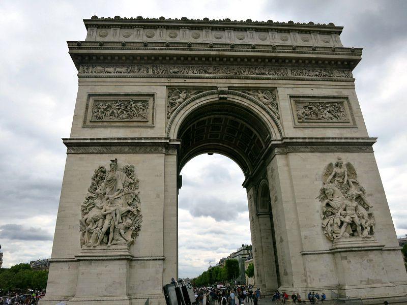 Arc De Triomphe, Tour de France
